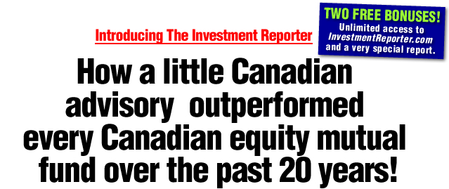 How a little Canadian Advisory outperformed every Canadian equity fund over the past 20 years.